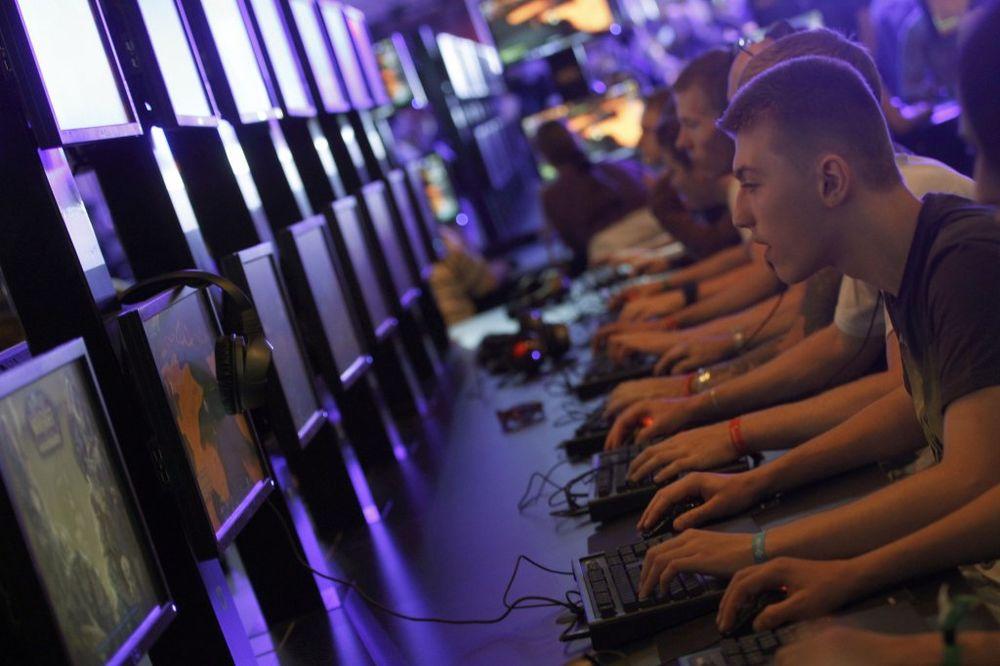 A GDE JE TU SPORT: Video-igre na Olimpijadi?!