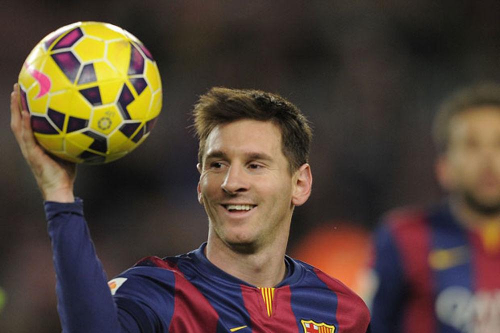 (VIDEO) NAJBOLJE OD NAJBOLJEG: Pogledajte 10 najlepših golova Mesija u 2014!