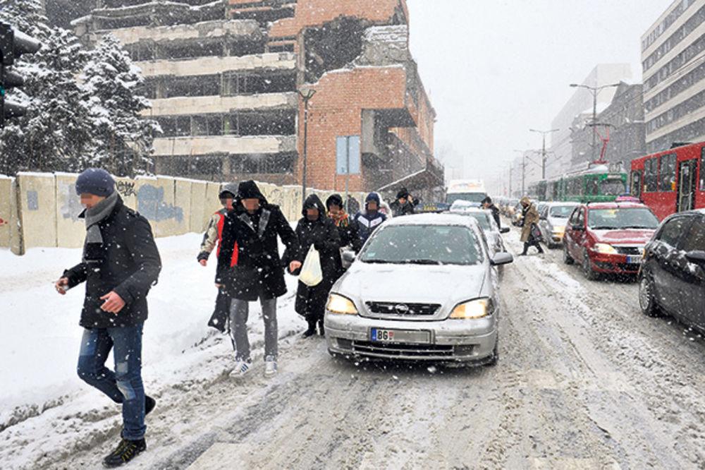 CVOKOTANJE: U Srbiji od sutra minus 18 stepeni!