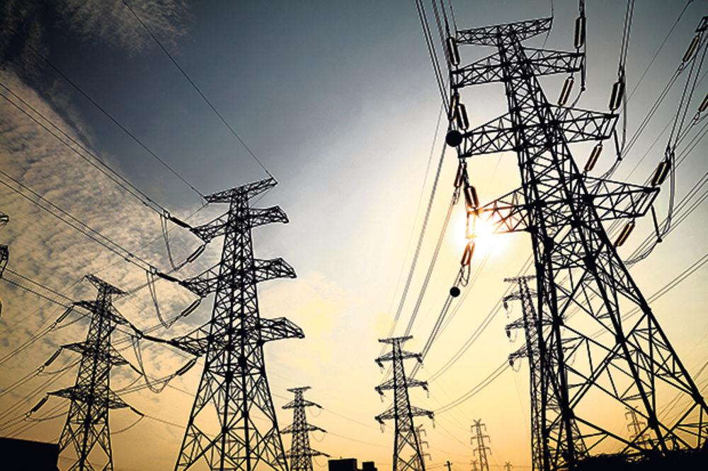 ELEKTROENERGETSKI RADOVI: Pola Vranja ostalo bez struje