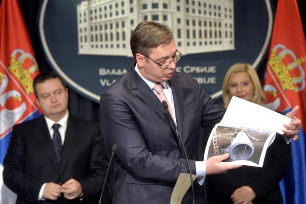 Vučić: Novac od Telekoma za investicije