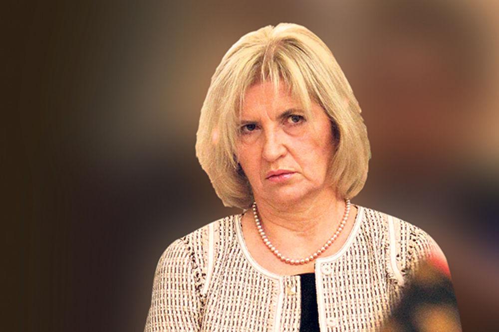 URNEBESNO: Dragica Nikolić umislila atentat u Lebanu, tražila zalihe krvi!