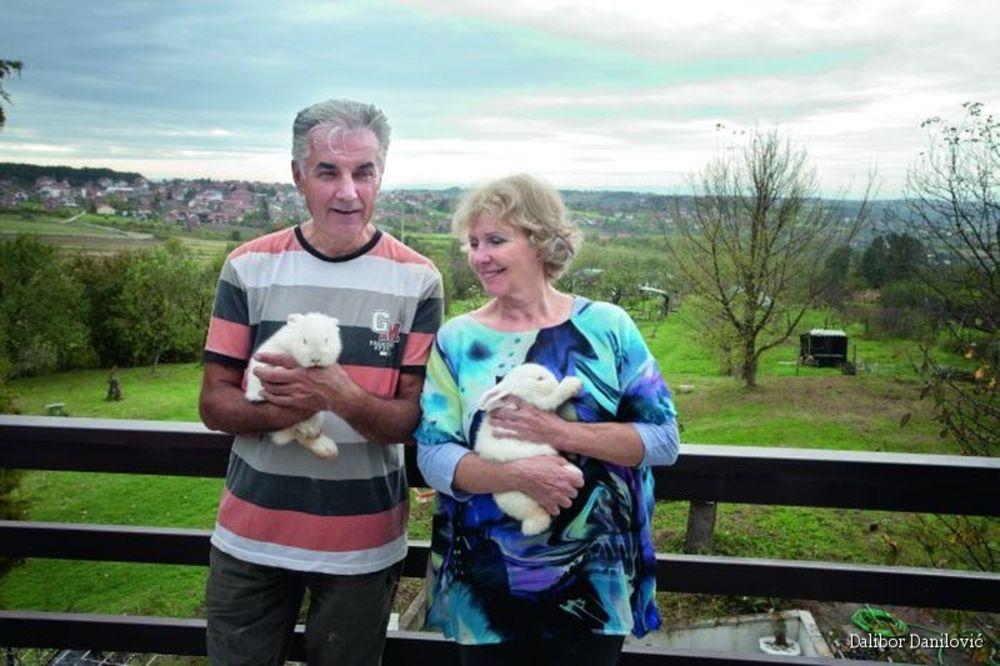 ORGANSKA FARMA UMESTO GRADSKE BUKE: Kako je porodica Vučković naučila sve o poljoprivredi