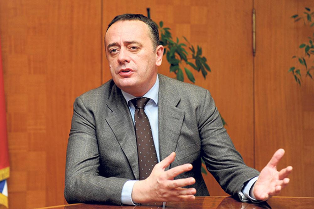 Antić: Tužba Esmarka nema veze sa srpskom vladom