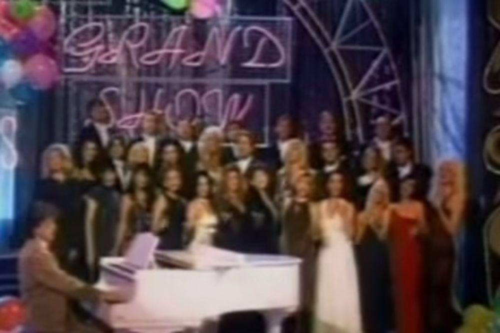 HIT VIDEO: Pogledajte kako su izgledali folkeri pre 15 godina