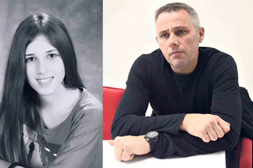 TIJANA BI DANAS NAPUNILA 16 GODINA Igor Jurić: Kad se setim kako sam 3 dana slavio kad si se rodila
