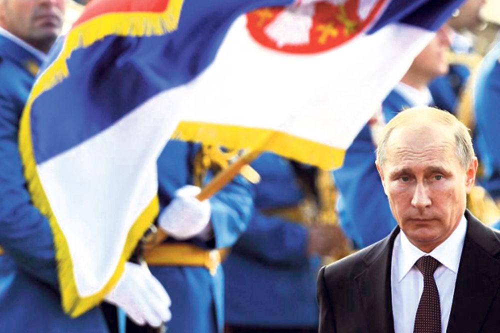 VAŠINGTON POST: Rusija se Srbiji predstavlja kao stariji brat i prodaje priču da je poštuje