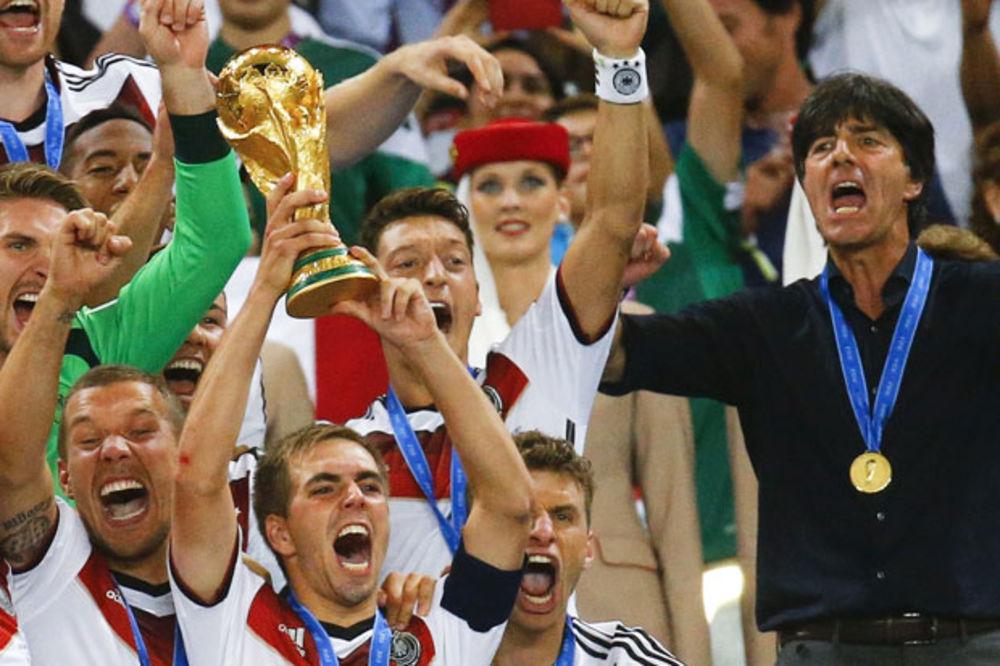 (VIDEO) SPORT U SVETU U 2014: Nemci osvojili fudbalsku titulu, Hamiltom novi šampion u F1...