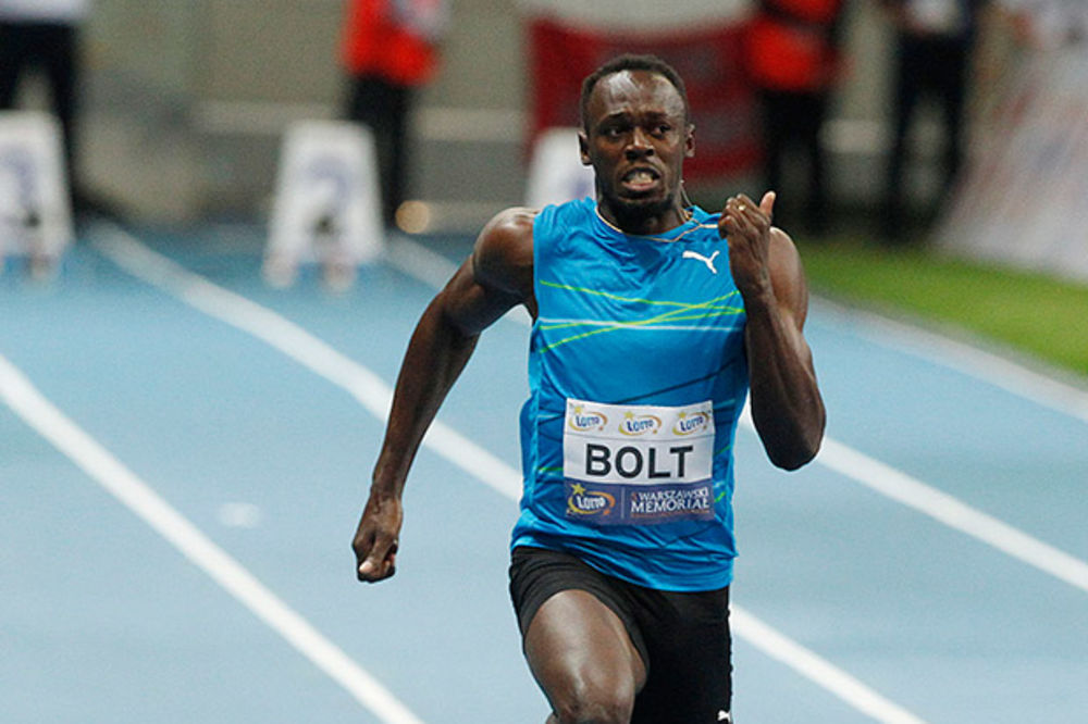 JUSEIN BOLT: Nisam zabrinut rezultatima