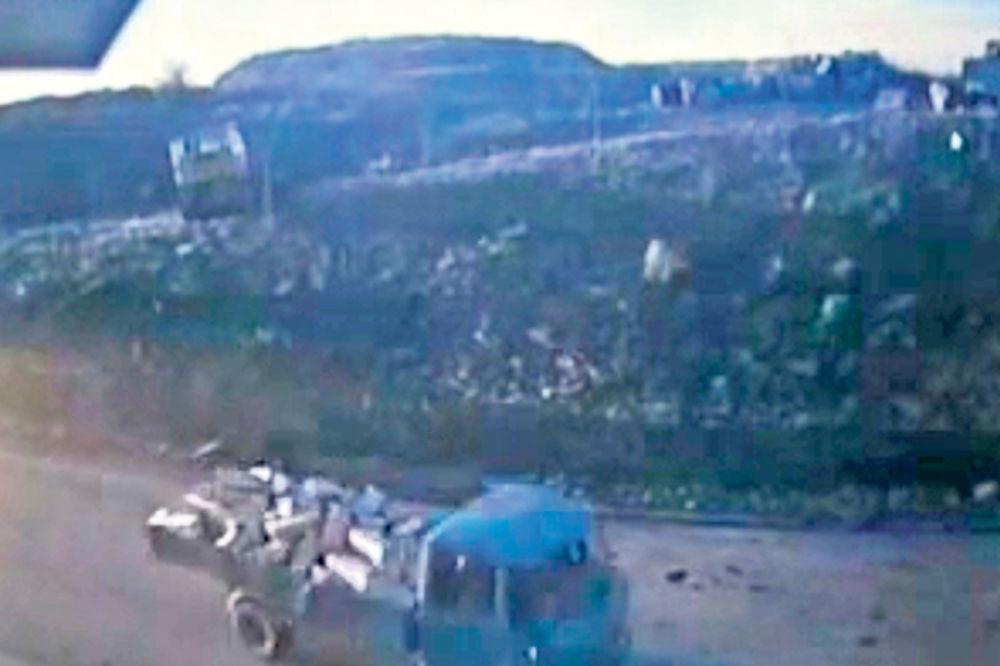 HAPŠENJA U KRAGUJEVCU: 5 radnika deponije palo zbog torti