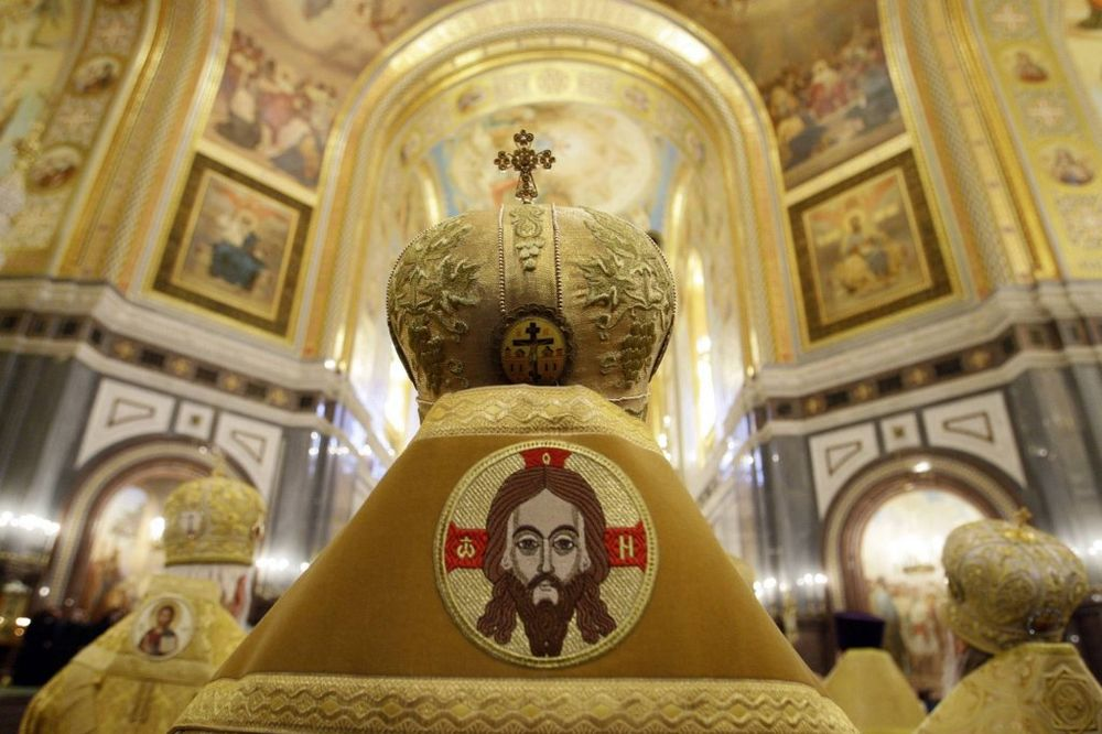 Ruska Crkva u Beogradu Ruska Crkva Foto ap