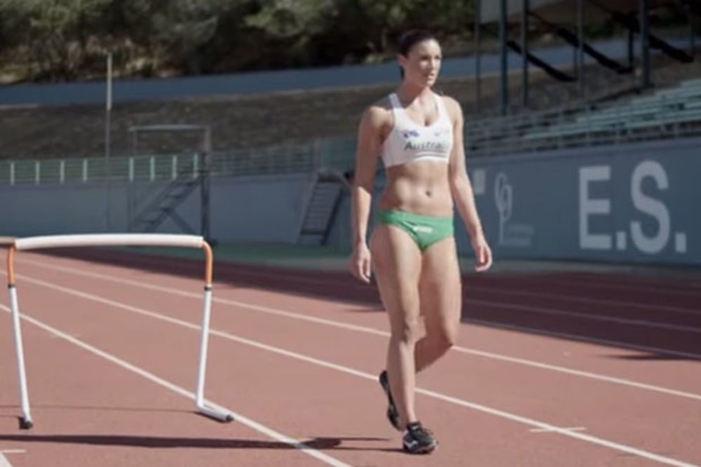 (VIDEO) MAMI MUŠKE UZDAHE: Pogledajte kako se australijska atletičarka priprema za novu sezonu