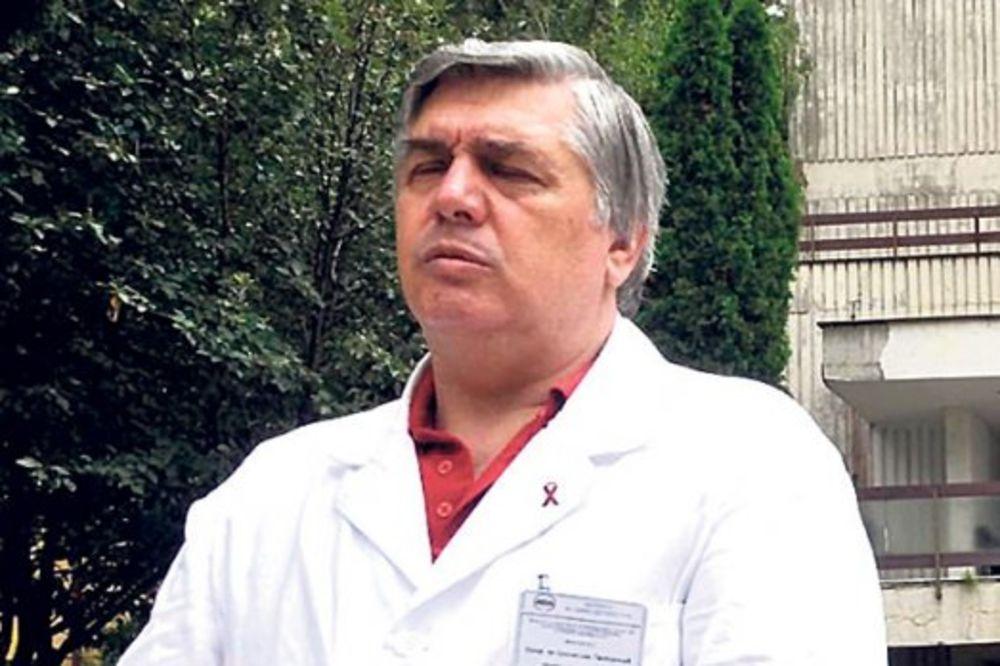 TIODOROVIĆ O MALIM BOGINJAMA: Obolelo dete (8) iz Niša nije bilo vakcinisano