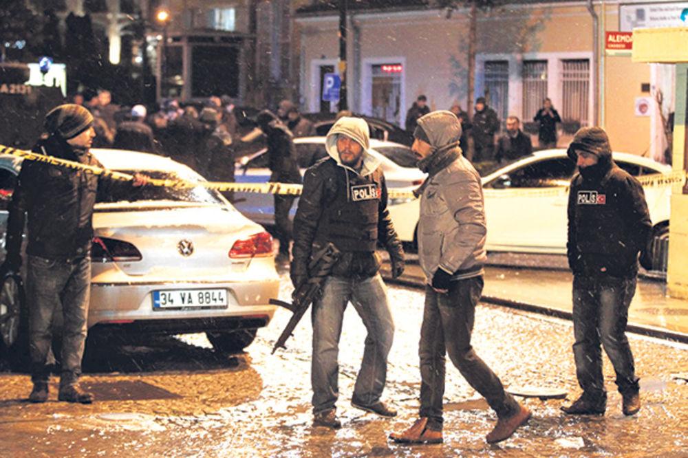 Ovo je žena koja se raznela u Istanbulu