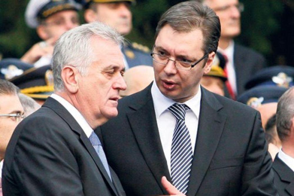 Tomislav Nikolić opozicija vladi Aleksandra Vučića