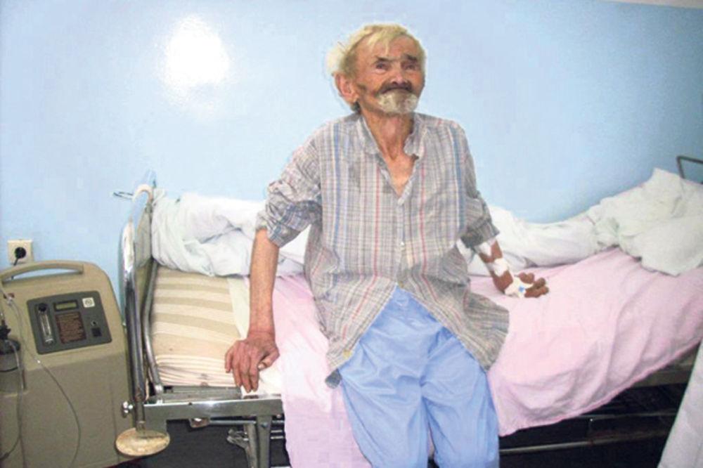 Promrzli Dragosije Mijajlović (85): Život na hladnoći za mene je iskušenje