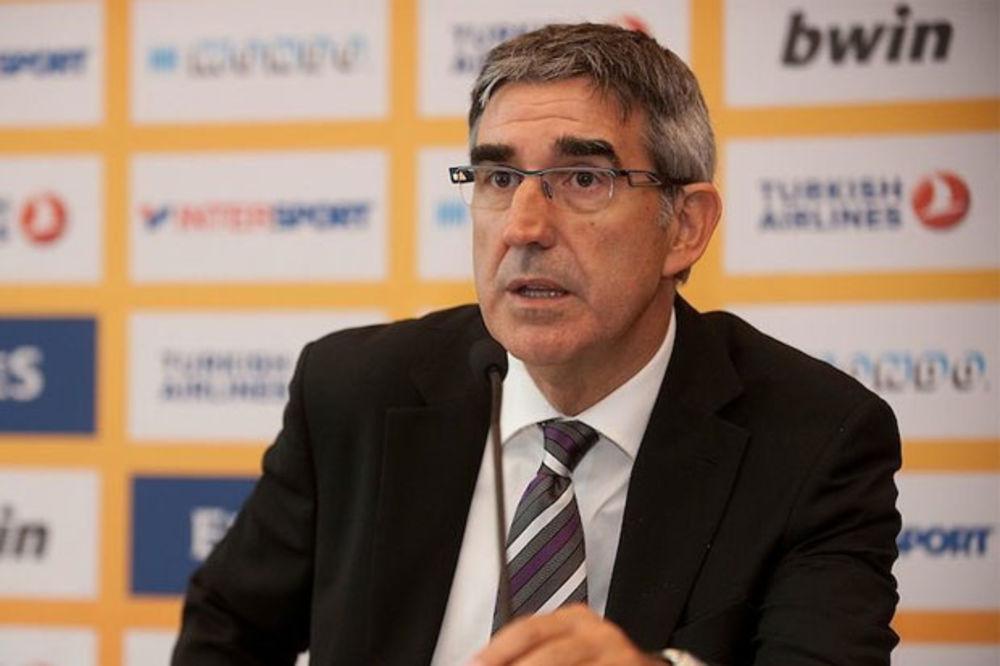 BARTOMEU: FIBA nas je uvukla u haos, idemo na sud