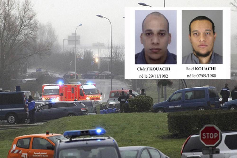 (VIDEO) UBIJTE IH SVE U 17 SATI: Francuzi likvidirali braću Kuaši i sve teroriste u gradu!