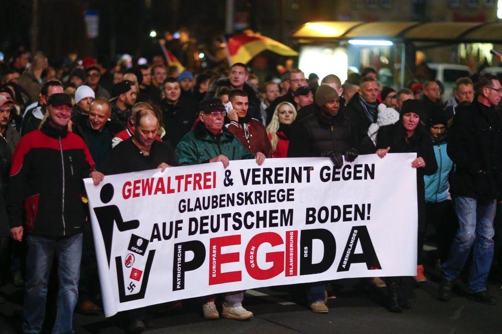 STRAHUJU OD NEREDA: Pegida sutra protestuje u Beču, levičari spremaju kontramiting!