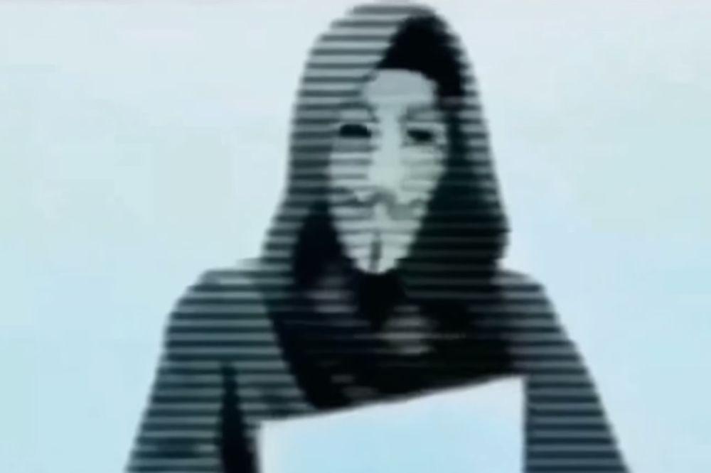 (VIDEO) DŽIHADISTI STIĆI ĆE VAS NAŠA OSVETA: Anonimusi objavili rat Islamskoj državi i Al Kaidi!