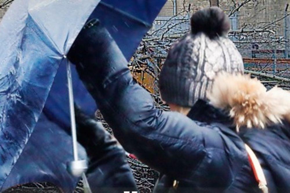 VRAĆA SE ZIMA: Danas će Austriju zahvatiti jako nevreme sa kišom i snegom!