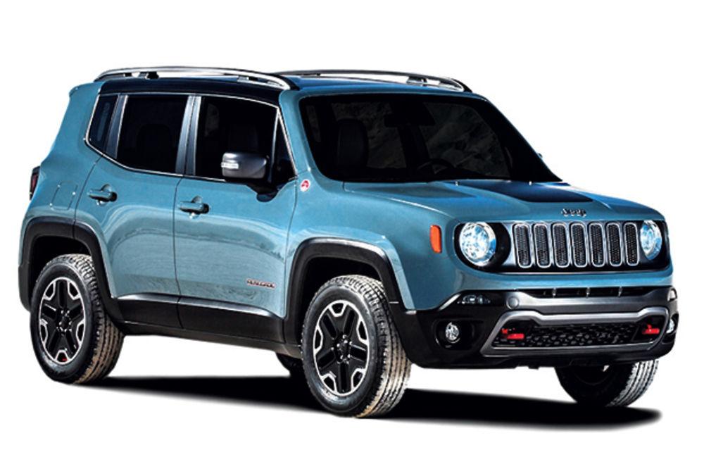 PRVO PA MUŠKO: Novi džipov model dobio maksimalne ocene za bezbednost