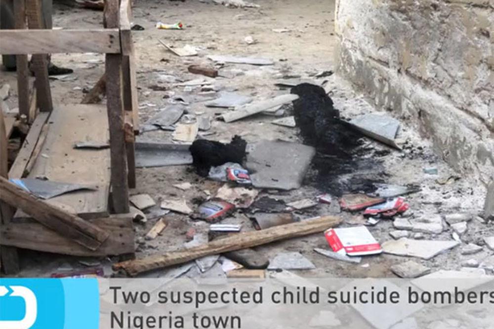 STRAVIČNO: Dve devojčice stare po 10 godina napravile masakr na pijaci u Nigeriji