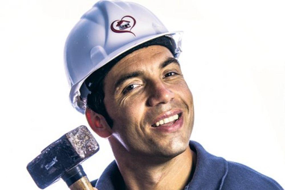 Voditelj emisije Kuća od srca: Očekujem da mi se političari pridruže na gradilištu