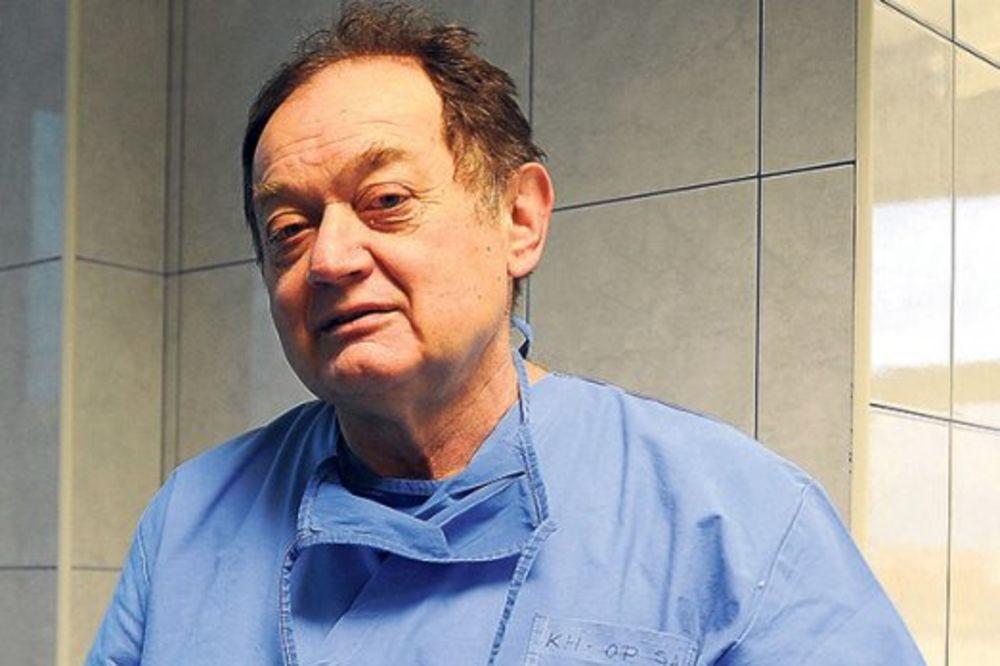 KCS: Razrešen direktor Kliničkog centra Miljko Ristić