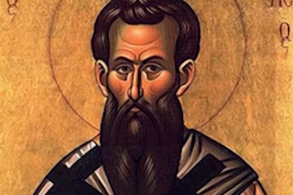 TRI PRAZNIKA U JEDNOM DANU: Danas je Sveti Vasilije Veliki