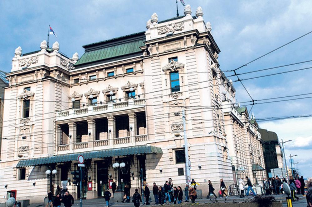 Narodno Pozoriste Beograd Narodno Pozori te Foto