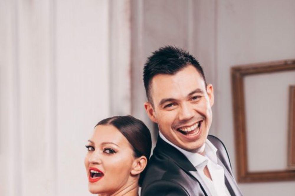 (FOTO, VIDEO) DA SVI ZNAJU: Nina Badrić i Željko Vasić duet godine