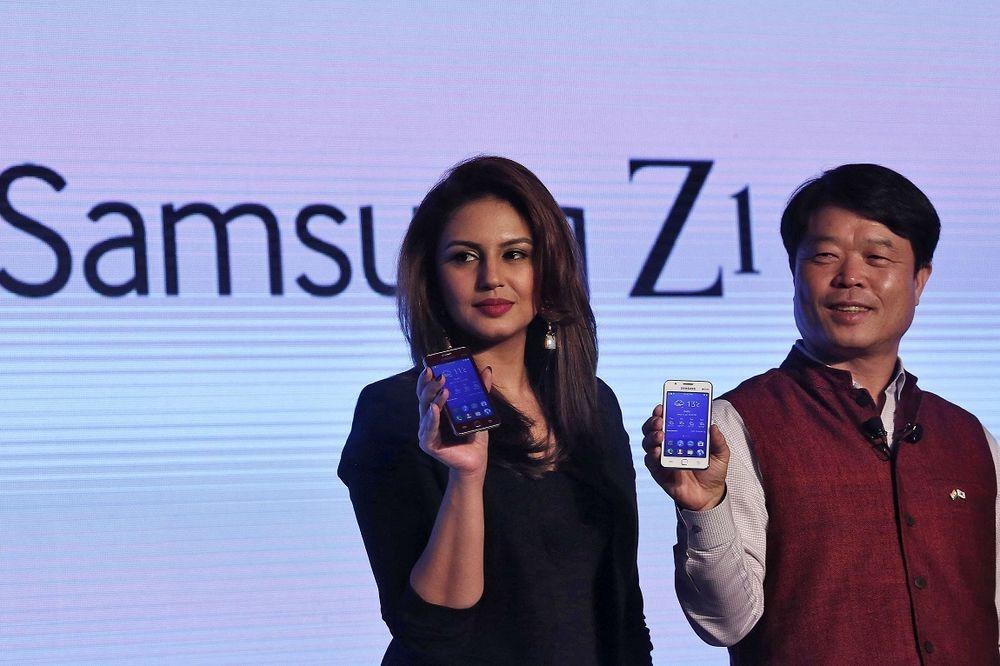 UKIDANJE ANDROIDA? Samsungov jeftin smartfon sa operativnim sistemom Tizen
