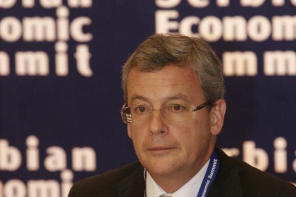 AMBASADOR AJGNER: Srbija i Austrija dokaz da dve nekada zaraćene zemlje mogu da sarađuju