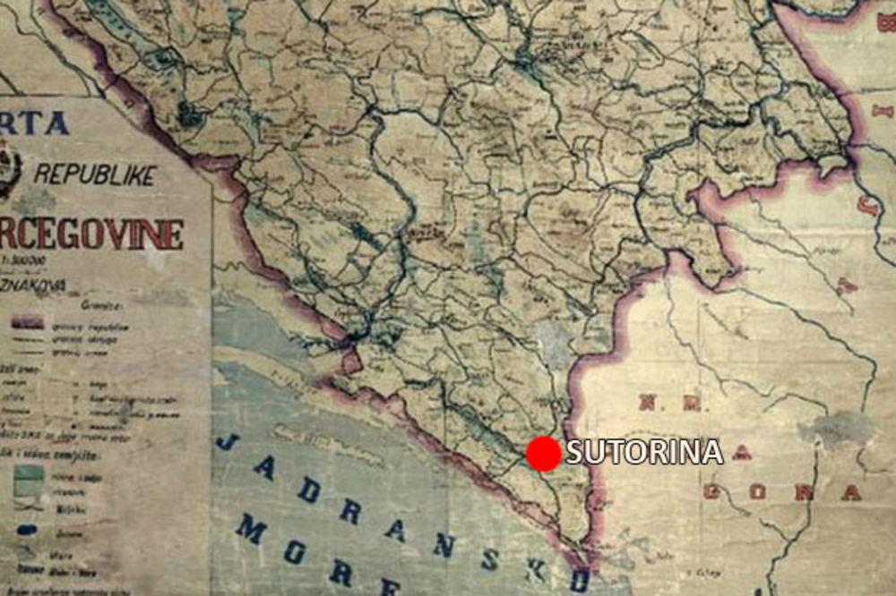 DODIK: Problem sa Sutorinom stvara Sarajevo, kom odjednom smetaju granice