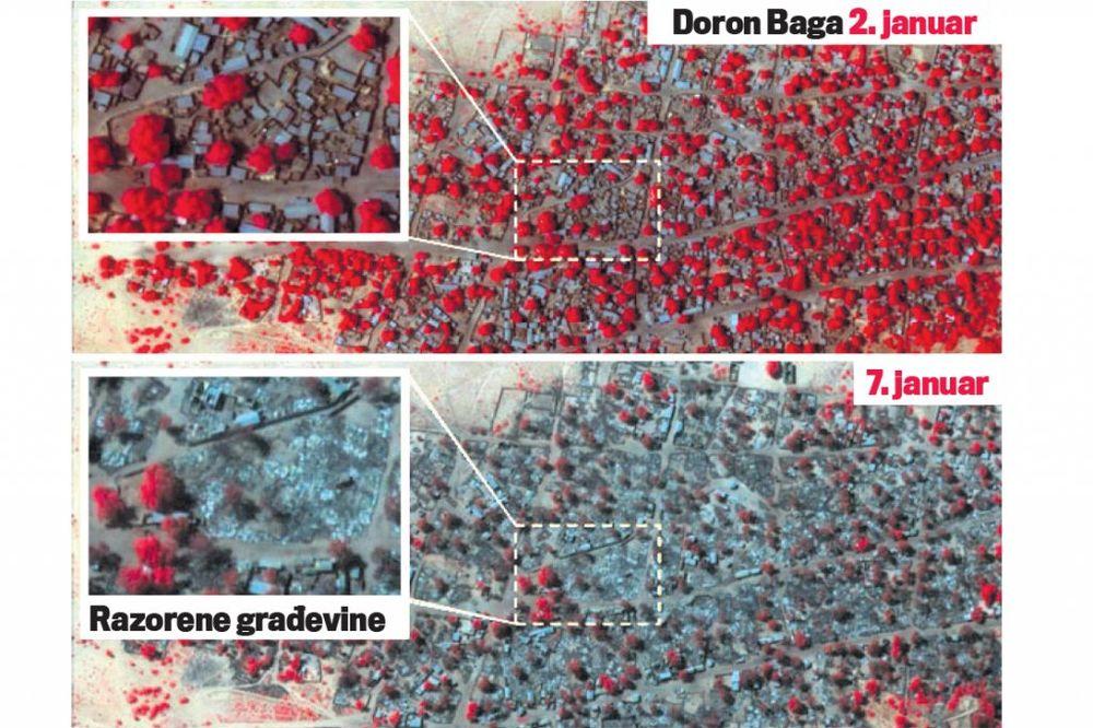 BRUTALNO: Snimci dokaz razaranja Boko harama