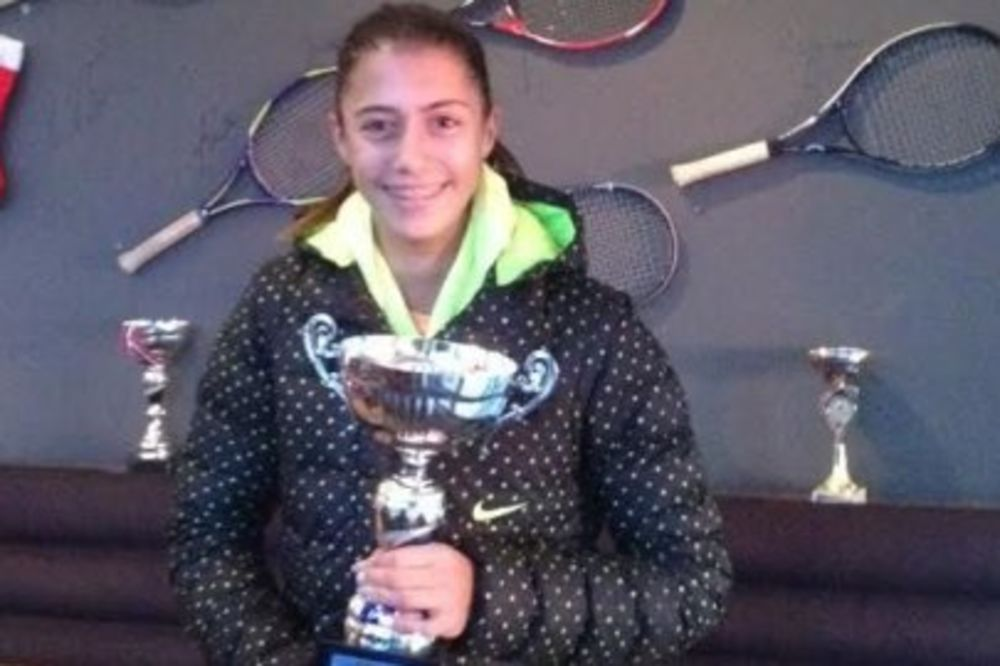 NOVI USPEH: Danilovićeva ćerka  u finalu Tarba