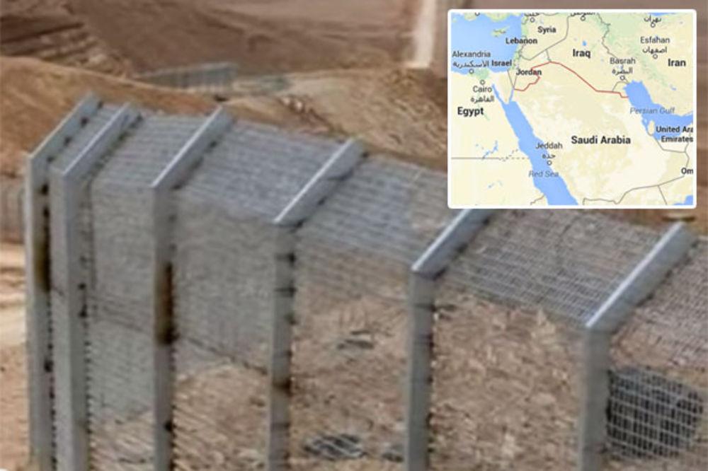 BERLINSKI ZID NA BLISKOM ISTOKU: Saudijska Arabija diže 1.000 km dugu oogradu protiv ISIL