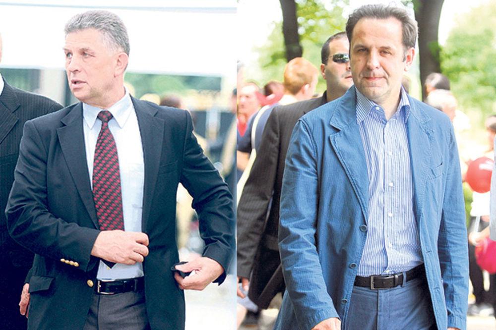 Sevaju varnice... Sulejman Ugljanin i Rasim Ljajić