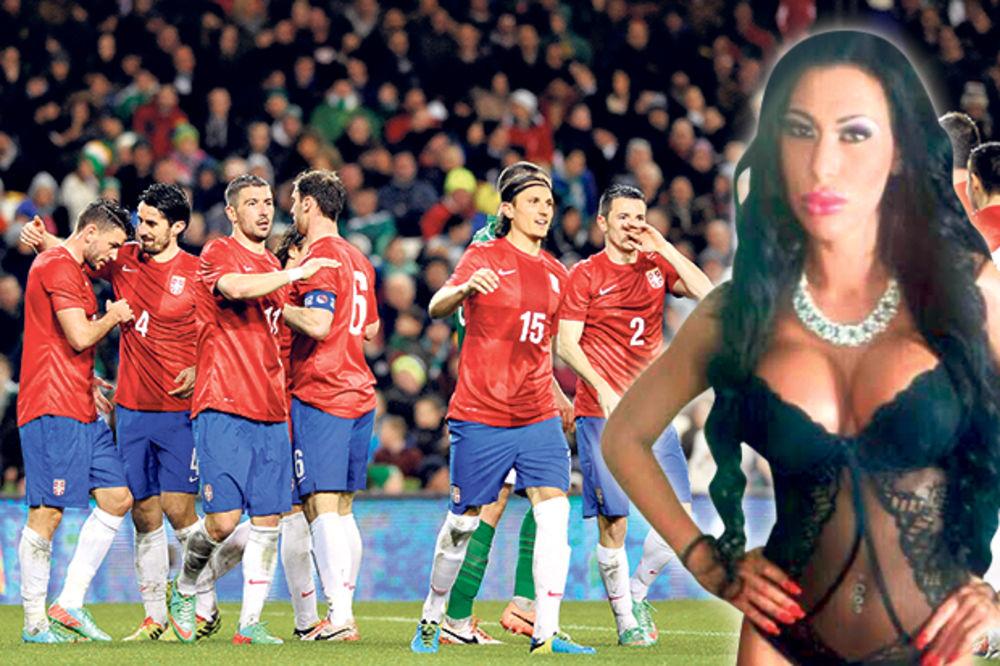 AFERA PROSTITUCIJA: Fudbaleri plaćali Mimi Oro i njene koleginice