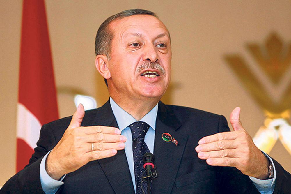 Erdogan: Ovo je početak rata civilizacija