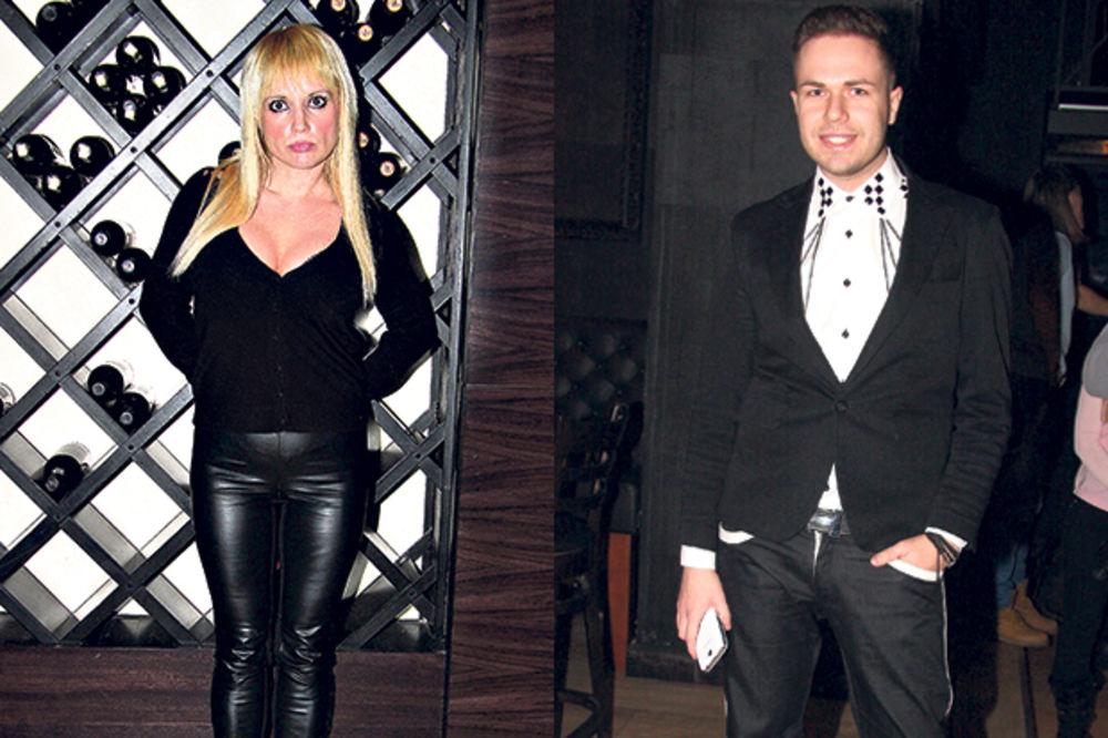 Maja Nikolić: Stevane, ti si gej!  Stevan Radivojević: Ti si poremećena!