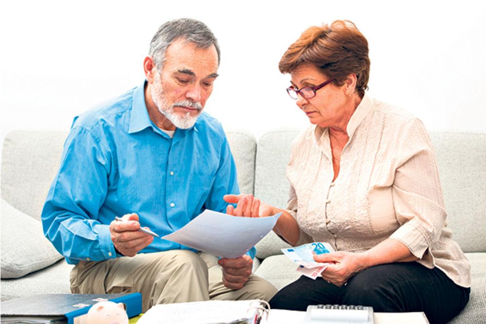 Smanjenje primanja najviše je pogodilo vojne penzionere