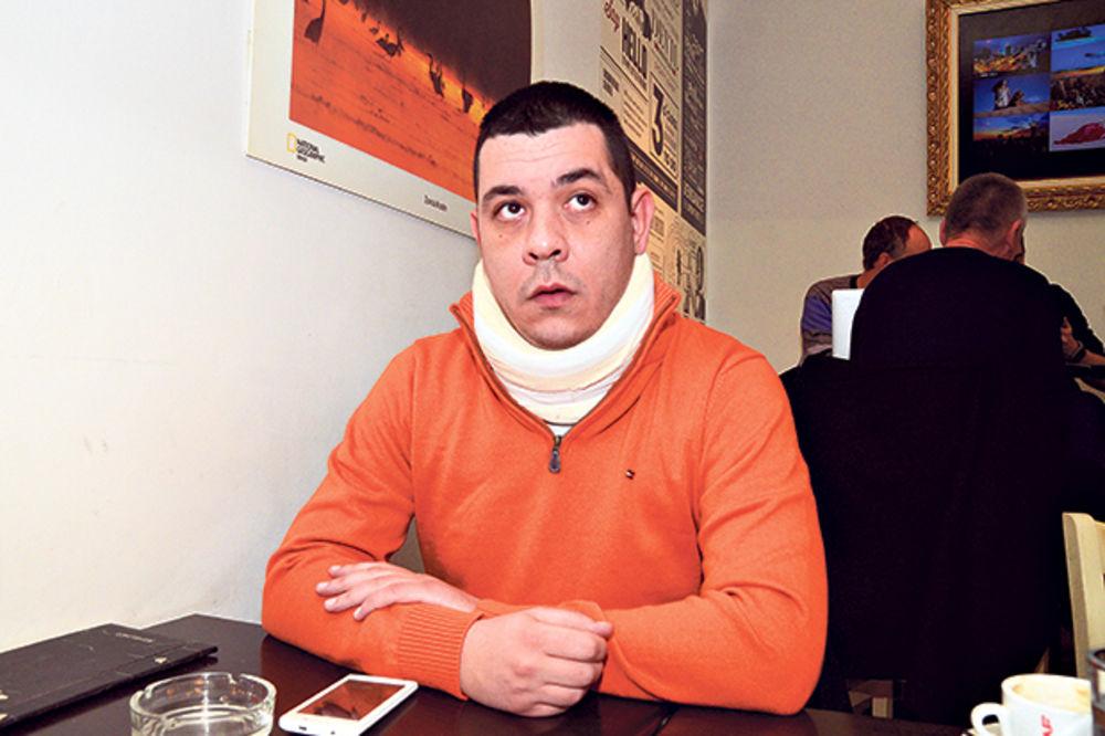 Taksista iz Žitišta: Umalo da poginem zbog komunalaca!