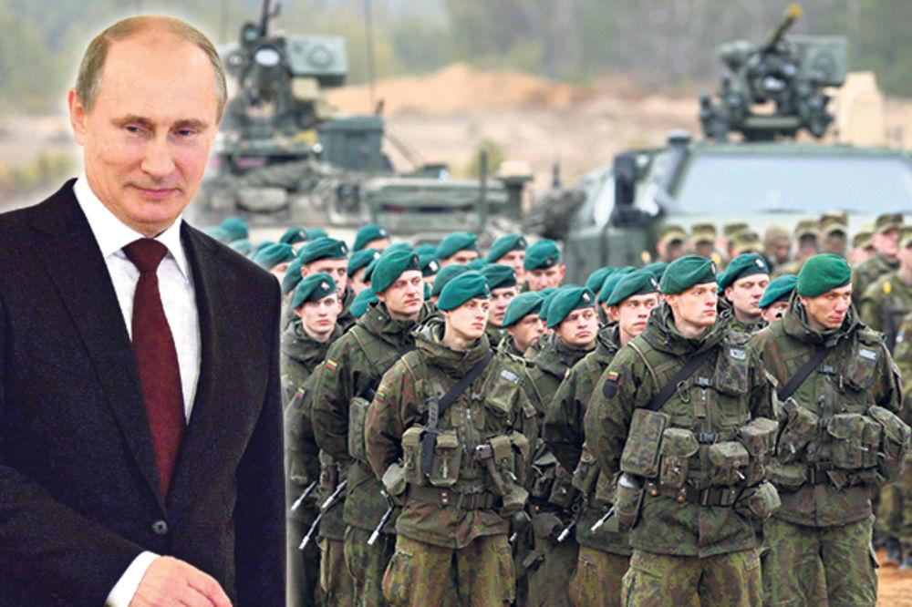 ŠOK: Litvanija se sprema za rat sa Rusijom?!