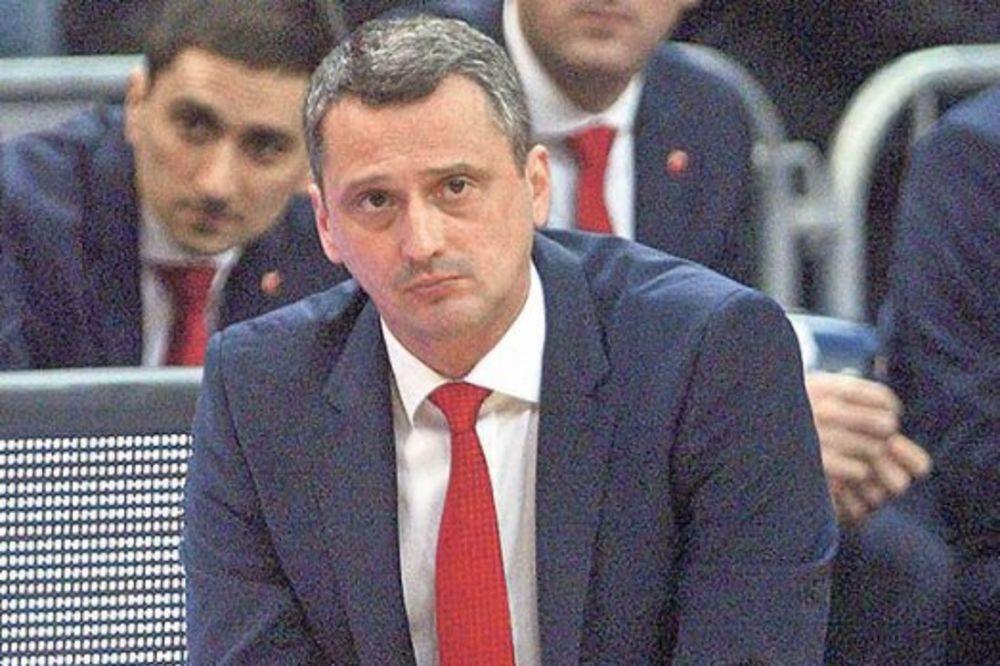 ZVEZDA IGRA U PODGORICI, A MISLI NA ALBU: Emotivni Radonjić očekuje pobedu protiv bivšeg kluba