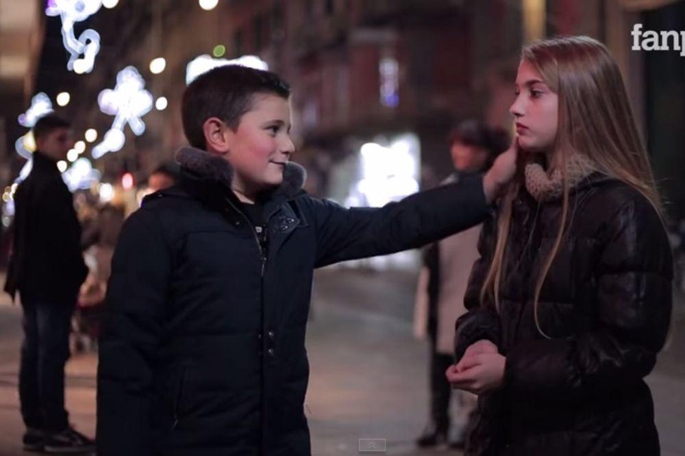 OD MALIH NOGU SE UČI: Dečacima su tražili da udare devojčicu, evo šta se dogodilo