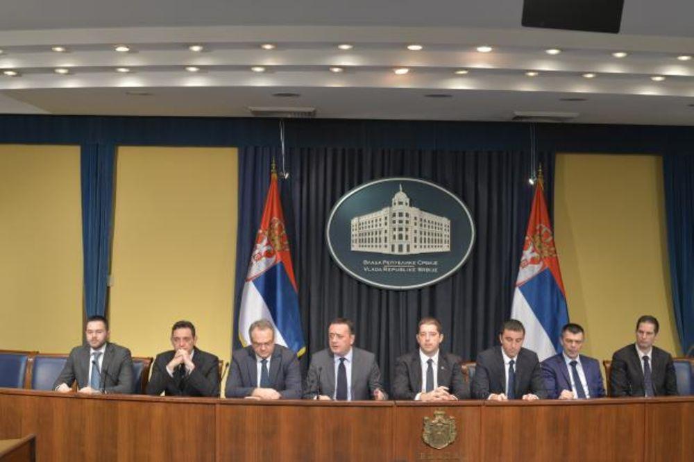 VLADA SRBIJE JASNA: Nećemo prihvatiti otimanje Trepče