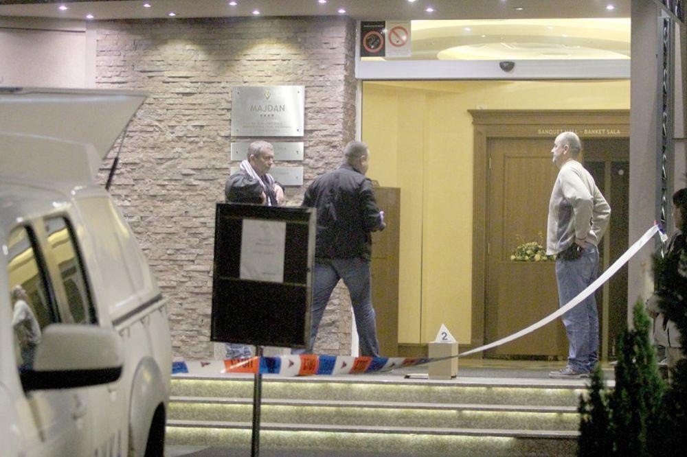 UBISTVO VLADIMIRA VELIČKOVIĆA: Svi gosti restorana bili naoružani i odranije su poznati policiji!