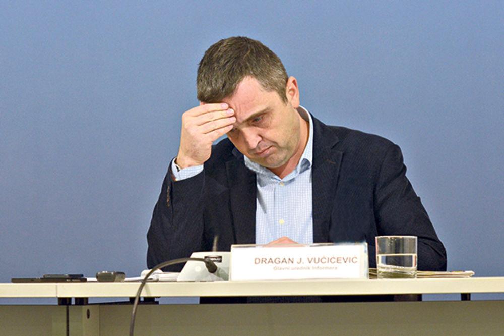 ŠPIJUNSKE VEZE: Ispitati saradnju Vučićevića sa hrvatskom DB